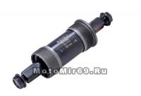 Каретка-картридж KENLI MTB BC 1.37х24T L/R 68/122,5 мм, (KL-08A) стальной корпус,стальные чашки,