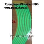 НАКЛЕЙКИ на обод колеса (светоотражающие, набор в блистере, на 2 колеса) (WS 18G) 16-18 зеленый