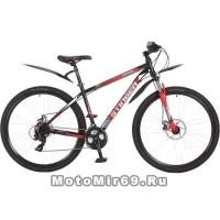 Велосипед 29 STINGER ARAGON (рама 18, 20, TY300/TY30/TS-38) черный