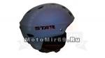 Шлем горнолыжный STAR S1-17 (Шлем с 17 вентиляционными отверстиями Серый, матовый)