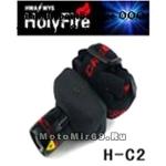 Фонарик светодиодный НАЛОБНЫЙ H-С2, 3 батареи ААА, 3 уровня яркости, 100-300 м, регулировка луча