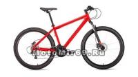 Велосипед 27,5 FORWARD SPORTING 3.0 DISK (18ск, рама 17,19)