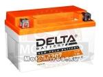 Аккумулятор герметичный 12В 7А/ч, AGM (Delta CT 1207) (150x86x94)