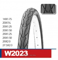 Велопокрышка WANDA, 26х1,25 модель W2023