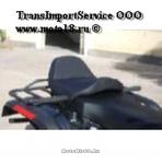Сиденье дополнительное ES001 для Квадроциклов, ставится на задний багажник, универсальное