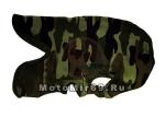Подшлемник маска КМФ лес, х/б 100% (отдельный вырез для глаз, рта, цвет комуфляж)