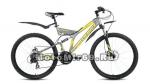 Велосипед 26 FORWARD RAPTOR 2.0 DISC (21ск, рама 18 сталь, торм.мех.дисковые)