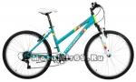 Велосипед 26 FORWARD IRIS 1.0 (6ск, рама 17 сталь,Hi-ten, торм.V-Brake)
