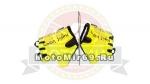 Перчатки вело детские, Night Vision kids, гелевые вставки,цвет неоновый, размер 6XS