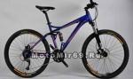 Велосипед 26 TOURREIN TRIGGER (2х подвес)