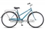 Велосипед 28 ДЕСНА ВОЯЖ Lady (1ск.,рама сталь 20, торм.зад.ножной) голубой