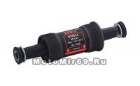 Каретка-картридж KENLI MTB BC 1.37х24T L/R 68/113 мм, (KL-08A) ст. чашки, ст. корпус, 2 промподшип