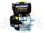Двигатель LIFAN 9 л.с. 177F (270) (4Т, вал 25 мм., с катушкой освещения 12В3А36Вт