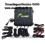 Зарядное устройство KAGE KGC4B (4-160 A в час, 4 А) на 4 БАТАРЕИ (одновременно) , автомат 9 ст.