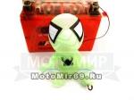 Фигурка Человек-паук с подсветкой (проводка в комплекте)