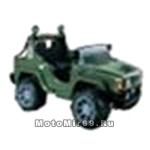 Машинка детская ДЖИП, A-26, 12V10AHx1, размеры 137x81x84
