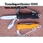 Карабин с ножичком складным, открывашкой, толстая рукоятка (по сути ножик с карабином)