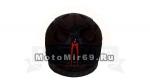Шлем горнолыжный STAR S3-12 (Шлем с регулируемой вентиляцией и съемной защитой Черный, матовый)