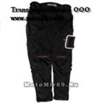 Штаны мото PRO-BIKER, карманы под защитные вставкаи, светоотраж. элементы, HP-02 размер L