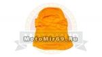 Подшлемник (открыта только область для глаз) оранжевого цвета