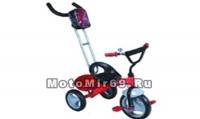Велосипед детский 3х колесный c ручкой, TR306AT