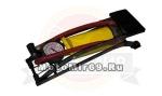 Насос ножной 55х120мм одноцил. повыш.надежн. (импорт) BEE PUMP FP9802A (БИ-ПАМП)
