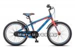 Велосипед 20 STELS PILOT-250 Gent (1ск,рама ал.11,задн.ножн.торм,перд.торм.V-br)