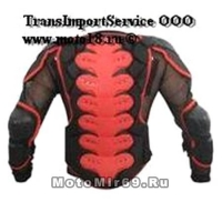 Жилет защитный мото (рубаха, защита туловища, плеч, рук) ВА-001 (XL)