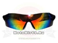 Очки солнцезащитные CIGNA XS-025, упаковка В (3 сменных линзы, коробочка)
