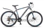 Велосипед 26 STELS Navigator-640 D (21ск,рама ал.17,19ам.вил,дв.ал.обод,мех.диск.торм)