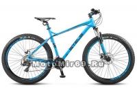 Велосипед 27,5 STELS Navigator-660 MD (21ск,рама ал.18,20,ам.вил, дв.ал.обод,мех.диск.торм) синий