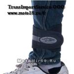 Повязка защитная для ВЕЛО/МОТО (чтобы штаниниу не замотало на звездочку в звездочки, на липучке)