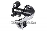 Переключатель передач задний Shimano Acera M360, SGS, 7/8ск., черн./сереб.