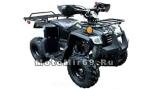 Машинокомплект (ATV) ATOMIK SPORT (дисковые тормоза, спинка пассажира)