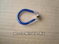 Ключ спицевой, в виде дуги, прорезиненное покрытие ERT-15