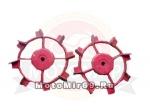 Грунтозацеп KDT-910L (450ммх80мм, ступица 35мм, высота зацепов 65 мм)
