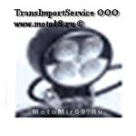 Фара светодиодная доп. света JT-1230B круглая 4 диода, 76,2 мм, рассеивающий, 840LM, 9-32В
