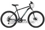 Велосипед 26 STINGER ELEMENT D (18ск,МТВ,рама ал.16,18,20, торм.диск.мехTZ30/TY21/TS38.) черный