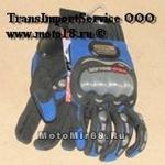 Перчатки PRO-Biker mcs-02 текстиль-сетка (черные)