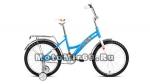 Велосипед 16 FORWARD ALTAIR KIDS (1 ск) зеленый,оранжевый