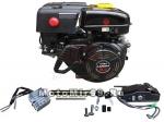 Двигатель LIFAN 9 л.с. 177F-D (270) (4Т, ЭЛ.СТАРТЕР вал 25 мм., с катушкой освещения 12В 7А 84Вт