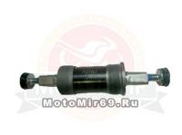 Каретка-картридж KENLI MTB BK 1,37х24T L/R ,68/122mm, (KL-08A) стальной корпус, стальные чашки ,