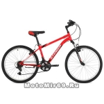 Велосипед 24 STINGER CAIMAN (рама 14 ,TZ500/TY21/TS-38-6) красный