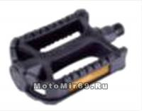 Педали Вело пластик 110х76мм, Comfort HUALONG (FP-856)