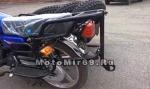 Прицепное устройство (кронштейн с крюком) для мотоцикла HUNTER