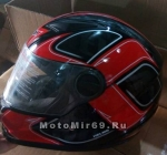 Шлем интеграл FALCON XZF 08 (XZН02), размер L