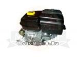 Двигатель LIFAN 7 л.с. 170F-D ЭЛ.СТАРТЕР вал 19мм, с катушкой освещения 12В 7А 84Вт