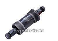 Каретка-картридж KENLI MTB BC 1.37х24T L/R 68/118 мм, (KL-08A) ст. чашки, ст. корпус, 2 промподшип