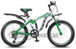 Велосипед 20'' STELS PILOT-250 (6ск,2х подвес, рама ал/сталь 13,ам.вилка,торм V-br, пласт.крылья)