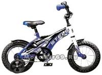 Велосипед 12 STELS PILOT-170 (1ск,рама 8,5,зад.нож.торм.,звонок,доп.колеса)